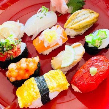 Glten-free, Plant based Sushi