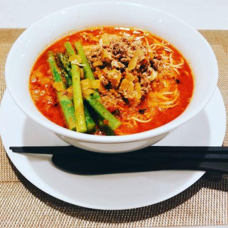 Spicy Sesame Noodle
